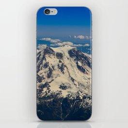 Pacific Northwest Aerial View - II iPhone Skin