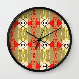 Caballero Simple de Amor Wall Clock