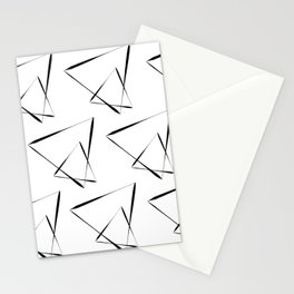 Echoic repeated Stationery Cards