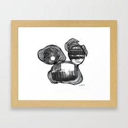 Woodhaven Blvd Framed Art Print