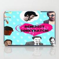benedict iPad Cases featuring Benedict DorkyBatch by Paris Noonan