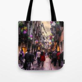 Temps de flors-Girona Tote Bag