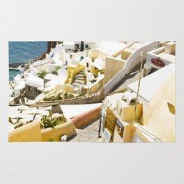 Santorini City Rug