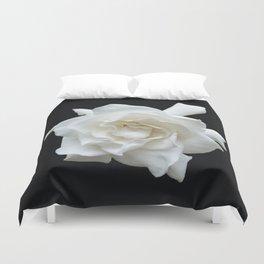 Gardenia on Black DPG150524 Duvet Cover