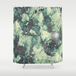 Winter Sparkle Shower Curtain