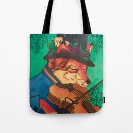 Great Uncle Perceval Tote Bag