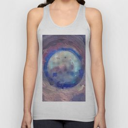 Abstract Mandala 339 Unisex Tank Top