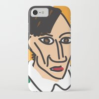 pablo picasso iPhone & iPod Cases featuring Picasso by John Sailor
