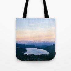 Donner Lake // California Tote Bag