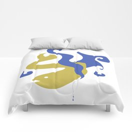 Big Fish, Small Pond Comforters