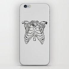 Ribcage Tattoo iPhone & iPod Skin
