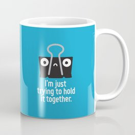 Get a Grip Coffee Mug
