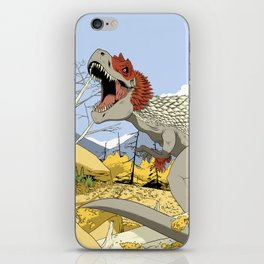 T-Rex iPhone Skin