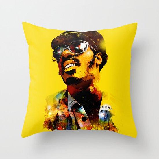 WONDER STAR Throw Pillow