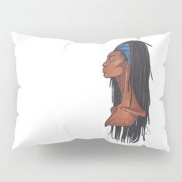 Modern Nefertiti Pillow Sham