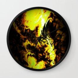 son goku deragon ball Wall Clock