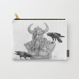 Huginn & Muninn Carry-All Pouch