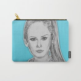 (Angel - Leona Lewis) - yks by ofs珊 Carry-All Pouch