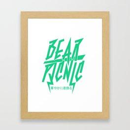 Glam It Up Framed Art Print