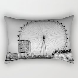 London Eye, London Rectangular Pillow