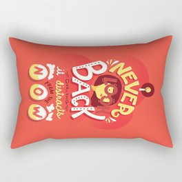 Edna Mode Rectangular Pillow