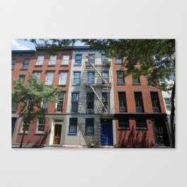 Quaint NYC Canvas Print