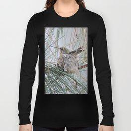 Pine Veil Nesting Long Sleeve T-shirt