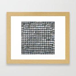 Spherize Framed Art Print
