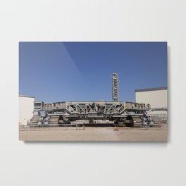 1456. Crawler-Transporter No. 2 Metal Print
