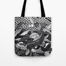 The moment when we levitate Tote Bag