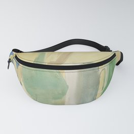 Still Life in Watercolor Fanny Pack