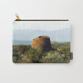 Nuraghe 1500 B.C. Carry-All Pouch