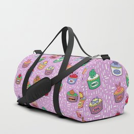 Cupcakes of the Month Duffle Bag
