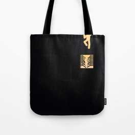 Out of Sin (Natural) Tote Bag