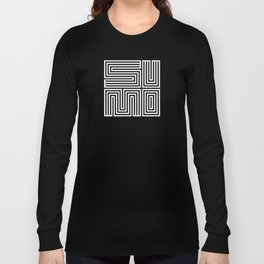 SUMO SQUARE LOGO Long Sleeve T-shirt