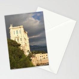 Monaco Oceanographic Museum  Stationery Cards
