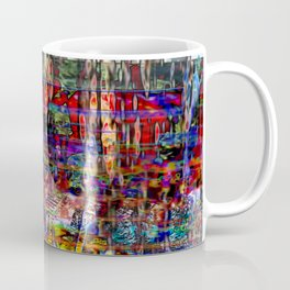 Down And Out And Junk In The Candy Kingdom [A Simple Constraint Series] Coffee Mug