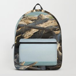 Pile of dead wood Backpack