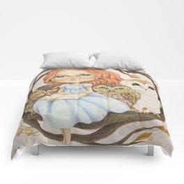 Autumn Tales Comforters