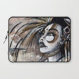Geisha in Steam: The Hopefull Concubine Laptop Sleeve