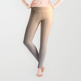 ASHES AND CREAM - Minimal Plain Soft Mood Color Blend Prints Leggings