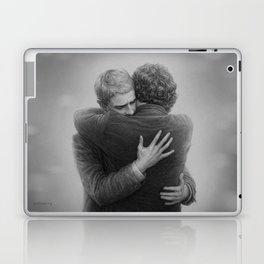 John and Sherlock Laptop & iPad Skin