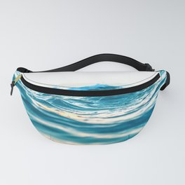 Perfect Blue Sea Fanny Pack