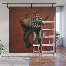 They Live Wall Mural