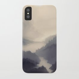 Mistscape iPhone Case
