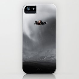 KISS HER MADLY iPhone Case