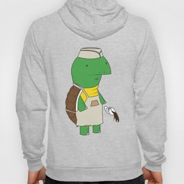 Turtle C-c-c-caffeinated Hoody