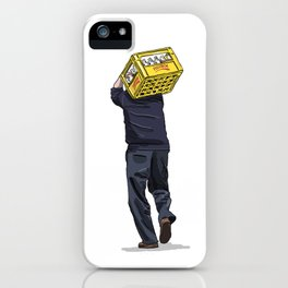 Gaseosa iPhone Case