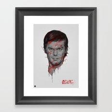 Dexter/Michael C.Hall Framed Art Print