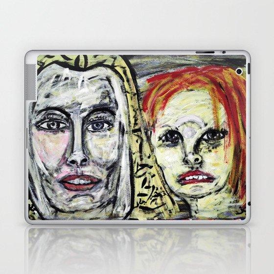 STAHMA AND IRISA Laptop & iPad Skin